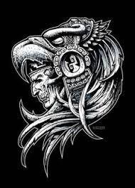 Resultado de imagen para aztec warrior tattoo
