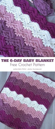 Easy textured baby blanket free crochet patterns make a striped baby blanket this would make a great gift for a boy or girl crochet baby blanket patterns a more crafty life crochet crochetpattern baby diy Knitting Projects, Crochet Projects, Sewing Projects, Knitting Ideas, Knitting Tutorials, Crochet Ideas, Crochet Stitches, Knit Crochet, Crochet Afghans