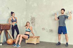 Abnehmen mit Power-Feeling, schlank in 30 Tagen: Die Challenge von Sportwissenschaftler Johannes Löffler kombiniert dein super Bodyprogramm mit bestem Schlank-Food – Start jederzeit möglich!