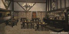 Backdrops: Tavern Interior 2  SPOOKY !!!