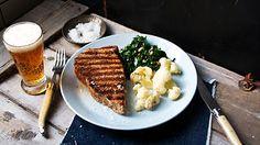 Blackened skipjack tuna recipe   Healthy tuna   SBS Food