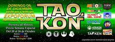TAO KON 2015 - Hermosillo, Sonora, México, 6 de Diciembre 2015