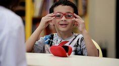 Sky ajuda crianças a verem o mundo em alta definição