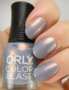 Cinderella Orly Color Blast Cinderelly, Cinderelly! | Be Happy And Buy Polish http://behappyandbuypolish.com/2015/11/29/orly-color-blast-cinderella-nail-polish-collection-partial/