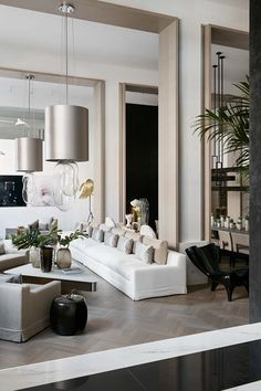 Level up with Kelly Hoppen's West London Eclectic Home
