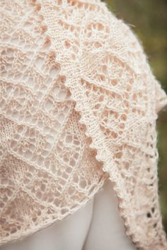 Ravelry: Windermere Lace Wrap pattern by Patricia Duncan