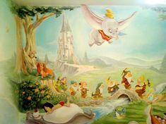 more ideas for nursery mural
