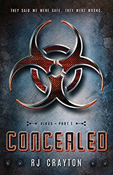 BigAl's Books and Pals: Review: Concealed by RJ Crayton
