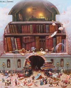 ¡¡Ábrete libro!! - Foro sobre libros y autores • Ver Tema - Ilustraciones sobre libros