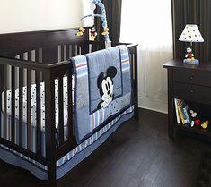 """Vintage Disney Charm"" Modern Nursery Trend Watch: Rustic Vintage for Boys | Disney Baby"