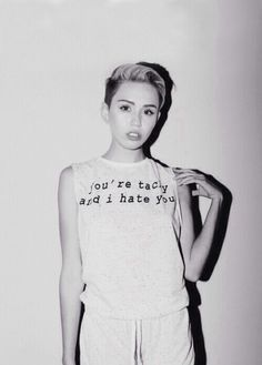 Miley Cyrus omg that shirt!!!!!!! school of rock