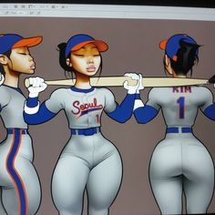 "6,406 Likes, 85 Comments - John Zylstra (@johnzylstra) on Instagram: ""Anyone want to name this team? Logo ideas? I'm such a bastard. #datbooty #wip #photoshop…"""