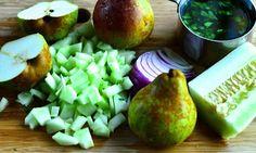 Pear Quinoa Salad