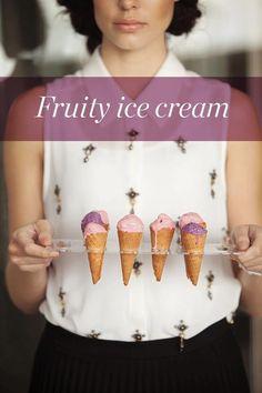 Fruity ice cream | Maklike vrugteroomys #rooirose Yummy Ice Cream, Ice Cream Recipes, Rose, Pink, Dole Whip Recipes, Roses, Popsicle Recipes