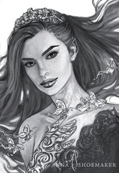 High Lady of the court of dreams, Lady Feyre Archeon. (ACOMAF) Or other A Court Of Wings And Ruin, A Court Of Mist And Fury, Fanart, Feyre And Rhysand, Crown Of Midnight, Empire Of Storms, Sarah J Maas Books, Throne Of Glass Series, Crescent City