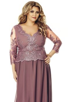 Rochie Plus Size Rose Prom Dresses, Formal Dresses, Plus Size, Hair Beauty, Rose, Floral, Fashion, Moda, Formal Gowns