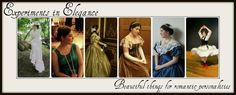 Experiments in Elegance | How to Fake Regency - A Guide to the Silhouette