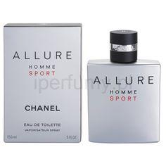 Chanel Allure Homme Sport, woda toaletowa dla mężczyzn 150 ml   iperfumy.pl
