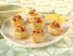 Pepperidge Farm® Puff Pastry - Recipe Detail - Crabcake Cups