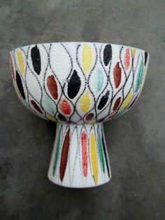 Raymor Bowl. Italy Mid Century Modern