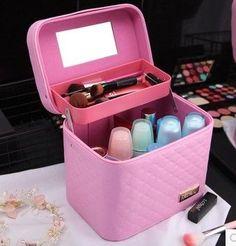 Big Cosmetic Bags Women Travel Makeup Bag Professional Storage case