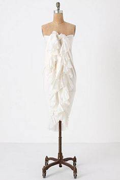 Best swimsuit cover-up EVER  Coconut Pearl Cover-up Anthropologie $138