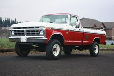 A Brief History Of Ford Trucks – Best Worst Car Insurance 56 Ford Truck, Classic Ford Trucks, Ford 4x4, Ford Pickup Trucks, Lifted Trucks, Custom Ford Ranger, Trucks And Girls, Old Fords, Ford Motor Company