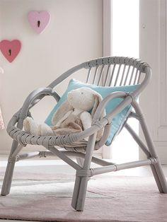 FAUTEUIL EN ROTIN ENFANT, La maison - Vetement et déco Cyrillus