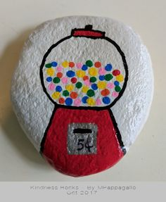 Rock Painting Patterns, Rock Painting Ideas Easy, Rock Painting Designs, Stone Crafts, Rock Crafts, Arts And Crafts, Painted Rocks Craft, Hand Painted Rocks, Stone Art Painting