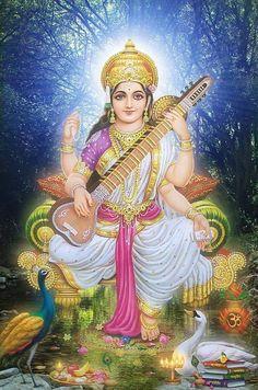 Saraswati devi 208