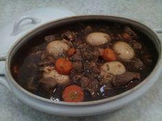 Semur daging sapi ala mami sari