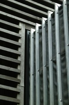Detail | Shelter for Roman Ruins by Zumthor