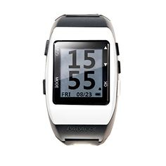 PAPAGO GLWWHHBUS GoWatch 770 MultiSports GPS Watch with ANT Heart Rate Monitor White * Click image to review more details.