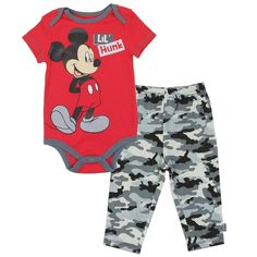 NWT Disney boys Mickey Mouse /& Pluto Halloween GID Pajamas sz 2