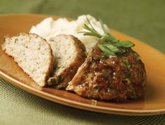Tonights Healthy Dinner Idea: A Recipe For Lean Meatloaf
