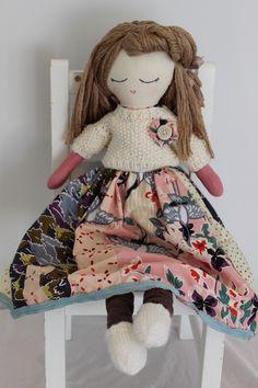 Cloth Doll Plush : Gabby