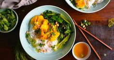 Chả Cá – Vietnamese Style Fish with Turmeric & Dill — Wanderings in My Kitchen – foodvegetarian Spinach Feta Pie, Spinach And Cheese, Fisher, Olive Salad, Phyllo Dough, Breakfast On The Go, Fish Sauce, Fresh Mint, Mediterranean Recipes