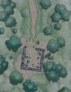 map encounter maps dnd battle random pathfinder forest fantasy maker night roadside dungeon dragons table imgur dungeons living