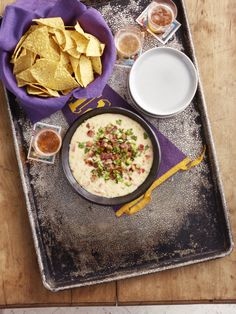Mexicali Cheese Dip