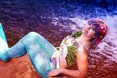 Die Meerjungfrau ...  Danke an Tifa Unchou Cosplay für das Shooting