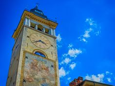 City Tower in Cuneo by Francesco Pala on 500px