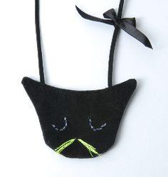 Diy Bag necklace