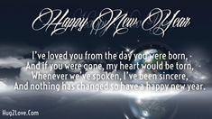 Happy New Year to Son