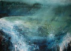 Stewart Edmondson. Upon the Wind and Waves. 210 x 210. 2012