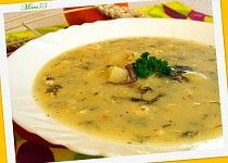 Babiččina rychlá kulajda Czech Recipes, Ethnic Recipes, Cheeseburger Chowder, Food And Drink, Menu, Treats, Cooking, Soups