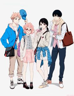 Beyond the boundary - I'll be here [Promotional Image]