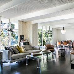 View Ava Gardner's Midcentury-Modern Home