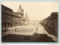 Italia, Roma, ca. Piazza Navona, Paris Skyline, Travel, Rome, Italia, Fotografia, Viajes, Destinations, Traveling