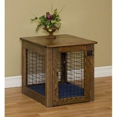 Casual Home Pet Crate End Table   For The Home   Pinterest   Home, Pets And Crate  End Tables
