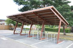 Jay Timber Cycle Shelter